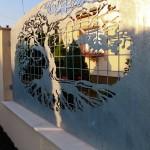 H&H Design Kft - Életfa kerítés