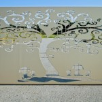 H&H Design Kft - Csodafa kerítéselem