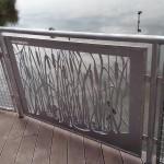 H&H Design Kft - Korlátdíszítés vadkacsa mintával