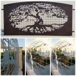H&H Design Kft - Kerítés - Életfa