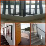 H&H Design Kft - Korlátsorok - Kaposvár, Deseda látogatóközpont