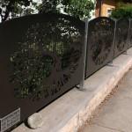H&H Design Kft - Lézervágott kerítés életfa motívummal